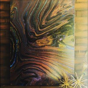 """Draco Ryku """"Flow in Canvas"""""""